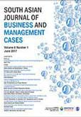 South Asian Journal of Business and Management Cases